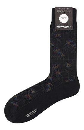 Мужские носки PANTHERELLA темно-синего цвета, арт. 535583 | Фото 1