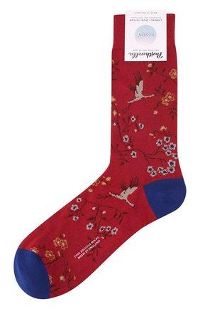 Мужские носки PANTHERELLA красного цвета, арт. 835591 | Фото 1