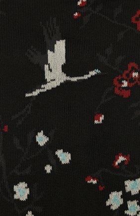 Мужские носки PANTHERELLA черного цвета, арт. 835591 | Фото 2