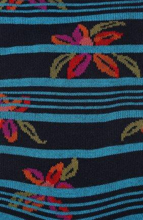 Мужские носки PANTHERELLA темно-синего цвета, арт. 835594 | Фото 2