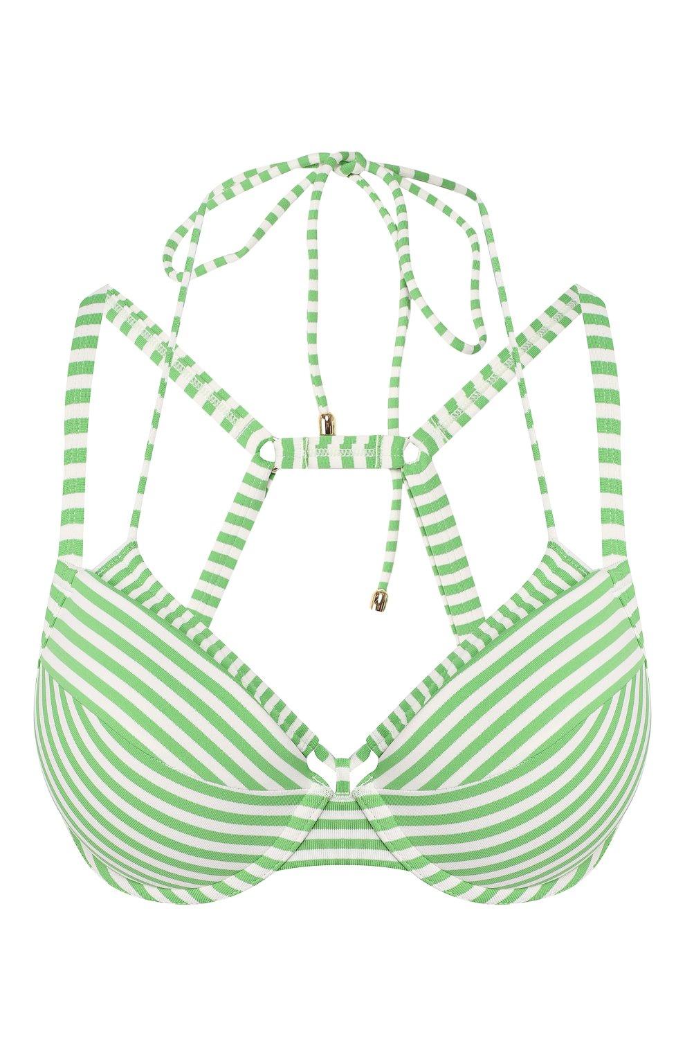 Женский бра с плотной чашкой MARLIES DEKKERS светло-зеленого цвета, арт. 19981   Фото 1