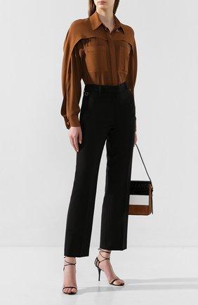 Шерстяные брюки | Фото №2