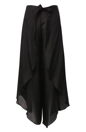Женские брюки GOTTEX черного цвета, арт. 20BA808 | Фото 1