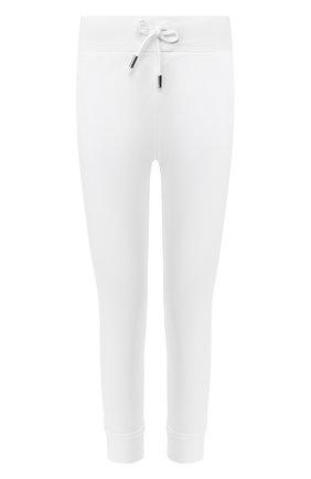 Женские хлопковые джоггеры DSQUARED2 белого цвета, арт. S75KB0073/S25042 | Фото 1