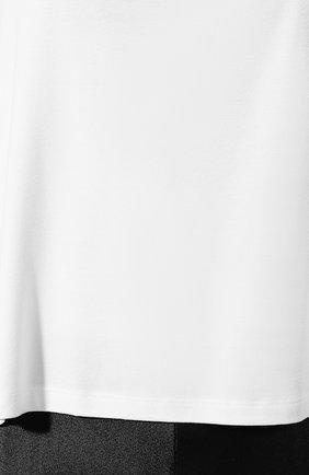 Женский майка из вискозы KORAL белого цвета, арт. A6291J75 | Фото 5 (Кросс-КТ: без рукавов; Принт: Без принта; Длина (для топов): Стандартные; Материал внешний: Вискоза; Стили: Спорт; Статус проверки: Проверена категория)