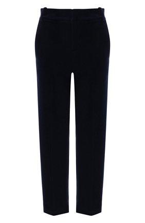 Женские брюки VINCE темно-синего цвета, арт. V632421743 | Фото 1