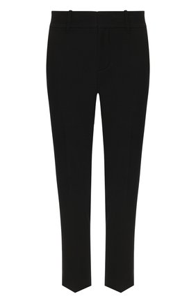 Женские брюки VINCE черного цвета, арт. VR68621640 | Фото 1