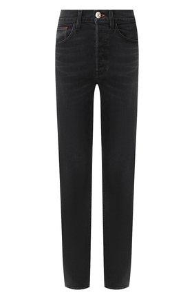 Женские джинсы 3X1 черного цвета, арт. WP0220966/R0CK | Фото 1