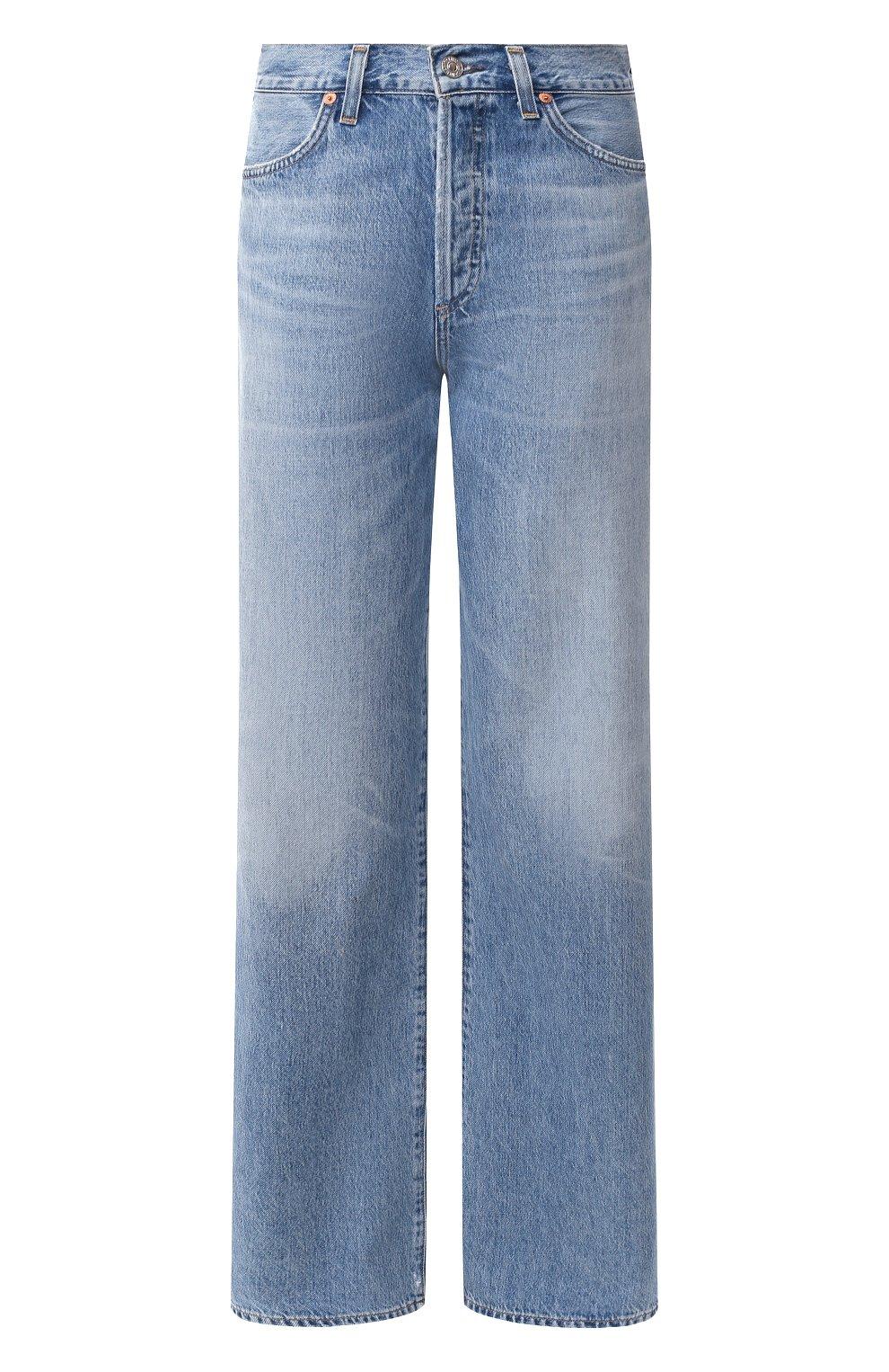Женские джинсы CITIZENS OF HUMANITY голубого цвета, арт. 1746-1136 | Фото 1