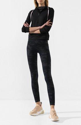 Женские леггинсы SPANX черного цвета, арт. FL3515 | Фото 2