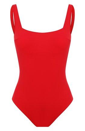 Женский слитный купальник RITRATTI MILANO красного цвета, арт. 70854 | Фото 1