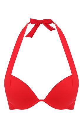 Женский бра с плотной чашкой RITRATTI MILANO красного цвета, арт. 70840 | Фото 1