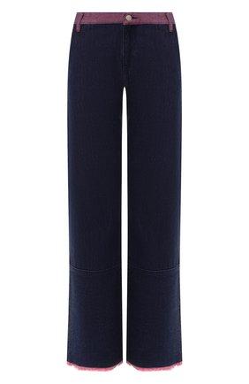 Женские джинсы BY MALENE BIRGER синего цвета, арт. Q68051002/HELIA | Фото 1