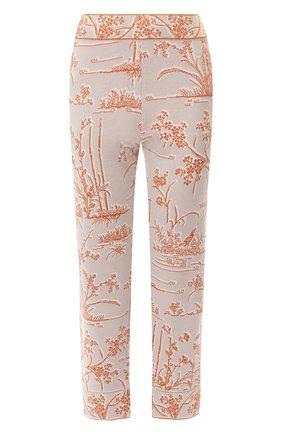 Женские брюки TAK.ORI светло-серого цвета, арт. PTK61009WC040SS20 | Фото 1