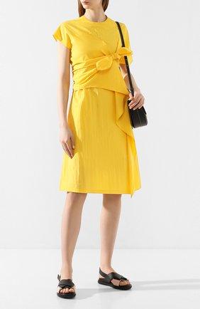 Женское платье AKIRA NAKA желтого цвета, арт. AR2071-YE | Фото 2