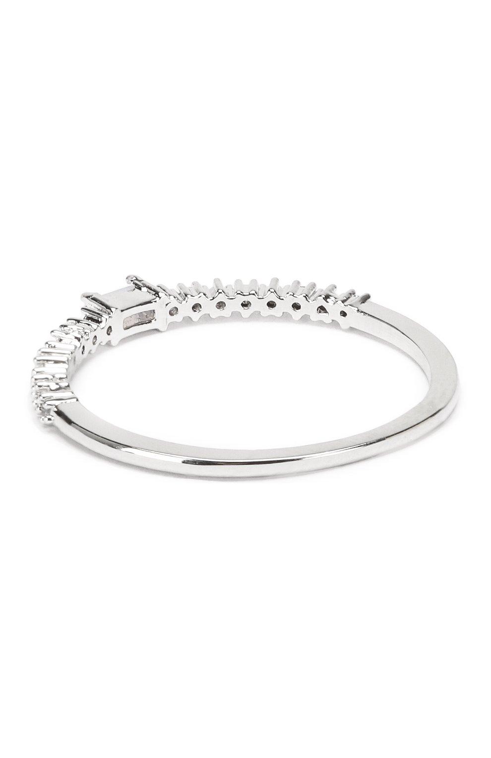 Женское кольцо tiara GIRLS CREW серебряного цвета, арт. R25-S-7 | Фото 2 (Материал: Металл)
