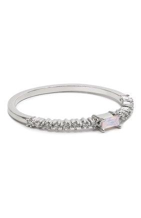 Женское кольцо tiara GIRLS CREW серебряного цвета, арт. R25-S-6   Фото 1