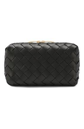Женская сумка BOTTEGA VENETA черного цвета, арт. 609407/VCPP5 | Фото 1
