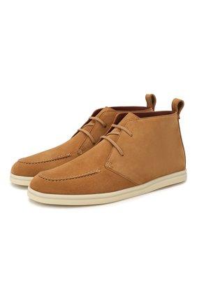 Замшевые ботинки Namib | Фото №1