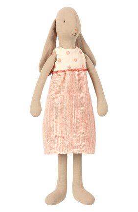 Детского игрушка заяц 3 MAILEG разноцветного цвета, арт. 16-9301-00   Фото 1