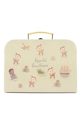 Детский игрушка чемодан bambi bambino MAILEG разноцветного цвета, арт. 11-9200-00   Фото 1