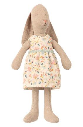 Детского игрушка заяц 1 MAILEG разноцветного цвета, арт. 16-9100-00   Фото 1