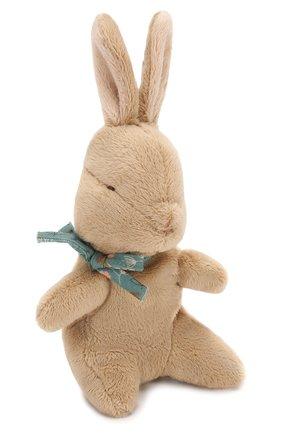Детского игрушка заяц малыш MAILEG коричневого цвета, арт. 16-8992-02 | Фото 2