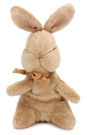 Детского игрушка заяц малыш MAILEG коричневого цвета, арт. 16-8992-00 | Фото 1