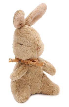 Детского игрушка заяц малыш MAILEG коричневого цвета, арт. 16-8992-00 | Фото 2