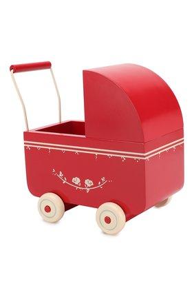 Детского игрушка коляска микро MAILEG красного цвета, арт. 11-8002-03   Фото 1