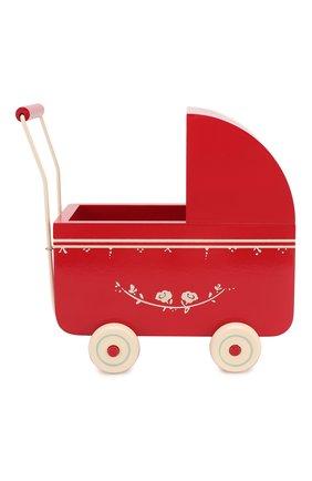 Детского игрушка коляска микро MAILEG красного цвета, арт. 11-8002-03   Фото 2