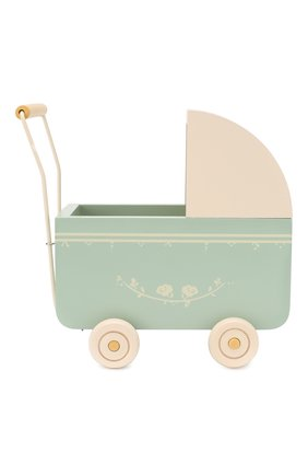 Детского игрушка коляска микро MAILEG голубого цвета, арт. 11-8002-01   Фото 2