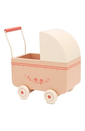 Детского игрушка коляска микро MAILEG бежевого цвета, арт. 11-8002-00 | Фото 1
