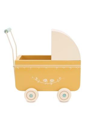 Детского игрушка коляска микро MAILEG желтого цвета, арт. 11-8002-02   Фото 2