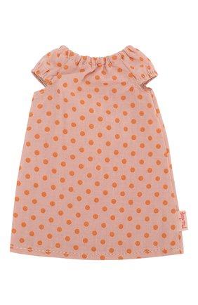 Детского одежда для игрушки ночная рубашка 2 MAILEG розового цвета, арт. 16-9202-01 | Фото 1