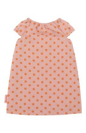Детского одежда для игрушки ночная рубашка 2 MAILEG розового цвета, арт. 16-9202-01 | Фото 2