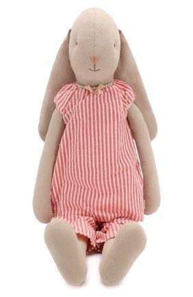 Детского игрушка заяц 4 MAILEG розового цвета, арт. 16-9402-00 | Фото 1