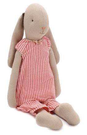 Детского игрушка заяц 4 MAILEG розового цвета, арт. 16-9402-00 | Фото 2