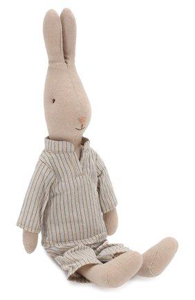 Детского игрушка кролик 2 MAILEG голубого цвета, арт. 16-9222-00   Фото 2