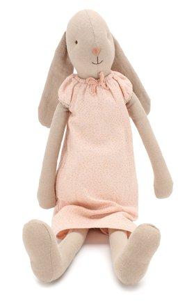 Детского игрушка заяц 3 MAILEG розового цвета, арт. 16-9303-00 | Фото 1
