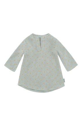 Детского одежда для игрушки пижама 3 MAILEG голубого цвета, арт. 16-9323-01   Фото 2