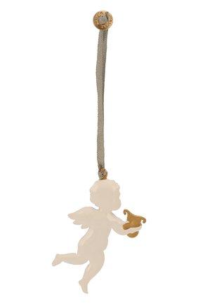 Детского елочная игрушка MAILEG белого цвета, арт. 14-9511-00 | Фото 1
