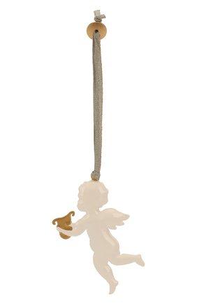 Детского елочная игрушка MAILEG белого цвета, арт. 14-9511-00 | Фото 2