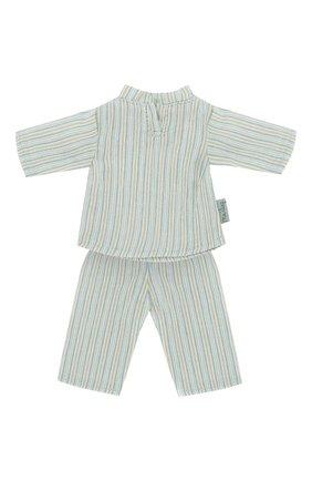 Детского одежда для игрушки пижама 1 MAILEG голубого цвета, арт. 16-9122-01   Фото 1