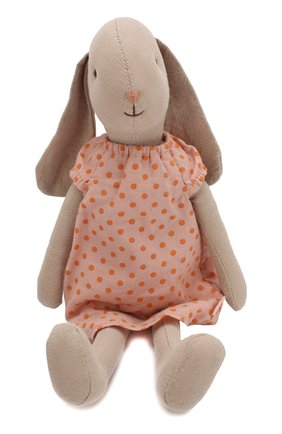 Детского игрушка заяц 2 MAILEG розового цвета, арт. 16-9202-00 | Фото 1