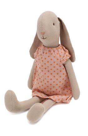 Детского игрушка заяц 2 MAILEG розового цвета, арт. 16-9202-00 | Фото 2