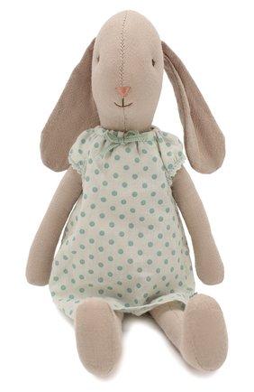 Детского игрушка заяц 2 MAILEG бежевого цвета, арт. 16-9203-00 | Фото 1