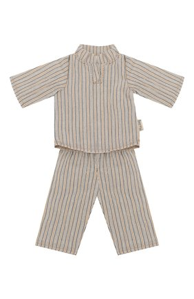Детского одежда для игрушки пижама 2 MAILEG голубого цвета, арт. 16-9222-01   Фото 1