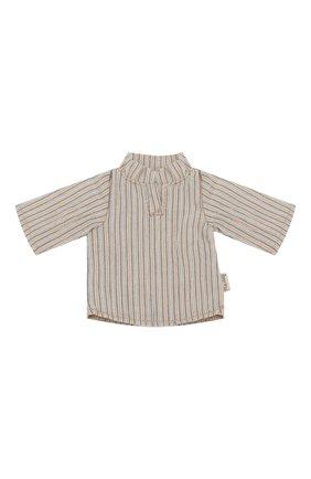 Детского одежда для игрушки пижама 2 MAILEG голубого цвета, арт. 16-9222-01   Фото 2