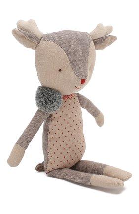 Детского игрушка олененок серия зимние друзья MAILEG разноцветного цвета, арт. 14-9905-00   Фото 2